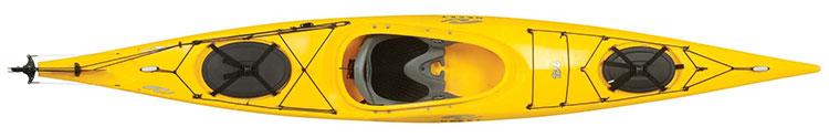 Single Sea Kayak Composite